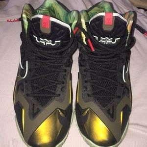 Lebron sneakers size 6y